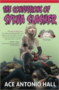 Syvla Slasher cover